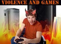 Violent Video game essay. Please help. Very urgent.?